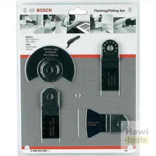 BOSCH 4-PCS floor / installation set multi tool-BOSCH-Hawi tools-هاوي عدد