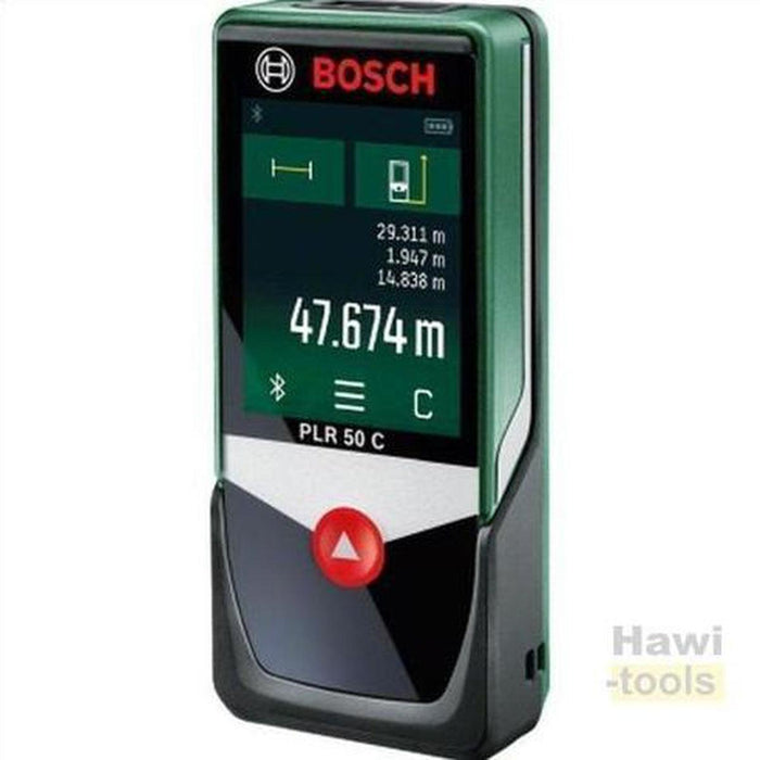 BOSCH Digital Laser Measure PLR 50 C متر ليزر-BOSCH PT-Hawi tools-هاوي عدد