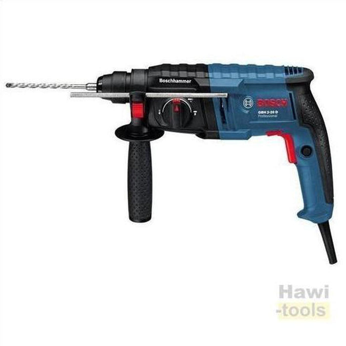 BOSCH GBH 2 - 26 DRE SDS Plus Combination Hammers-BOSCH PT-Hawi tools-هاوي عدد
