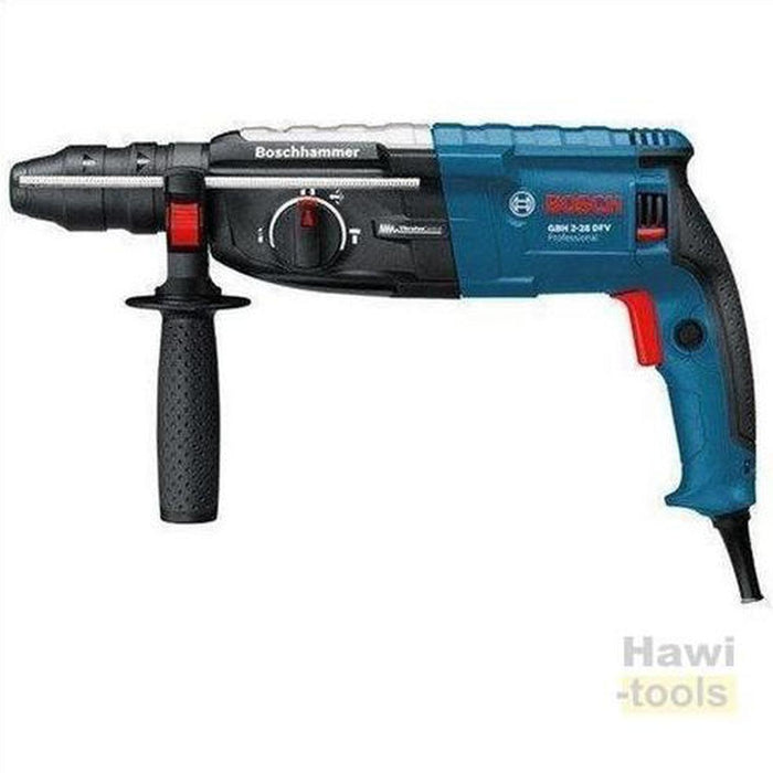 BOSCH GBH 2 - 28 DV SDS Plus Combination Hammers-BOSCH PT-Hawi tools-هاوي عدد