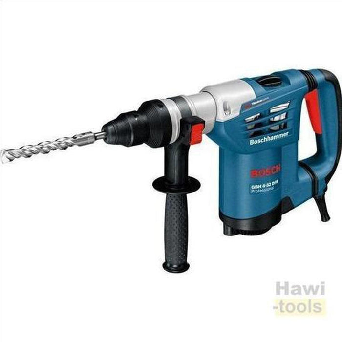 BOSCH GBH 4 - 32 DFR (Kit) SDS Plus Combination Hammers-BOSCH PT-Hawi tools-هاوي عدد