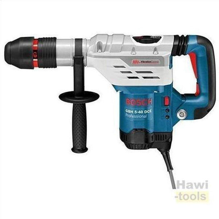 BOSCH GBH 5 - 40 DCE SDS MAX Combination Hammers-BOSCH PT-Hawi tools-هاوي عدد