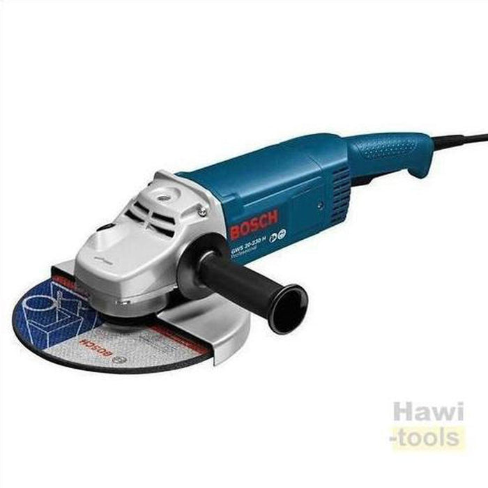 BOSCH GWS 22 -230 9 Inches Grinders جرايندر-BOSCH PT-Hawi tools-هاوي عدد