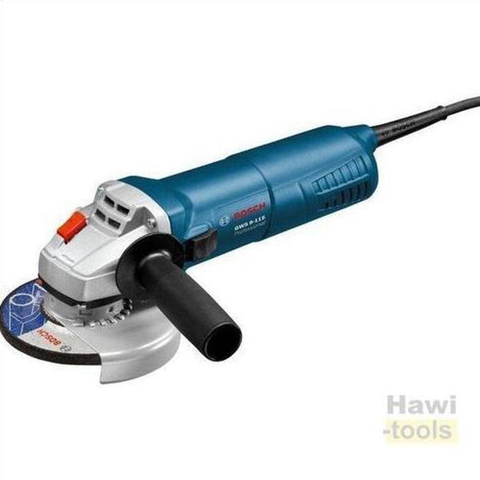 BOSCH GWS 9-115 + CB 4.5 Inches Grinders جرايندر-BOSCH PT-Hawi tools-هاوي عدد
