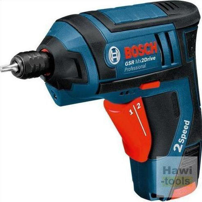 BOSCH MX-2 3.6 V Cordless Screw Driver - Lithium Batteries-BOSCH PT-Hawi tools-هاوي عدد