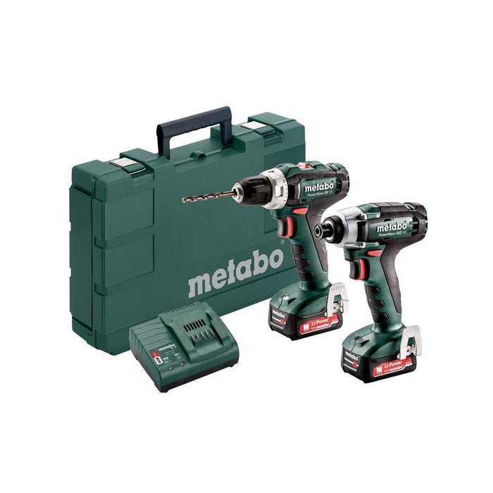 COMBO SET 2.7.1 12 V CORDLESS MACHINES IN A SET