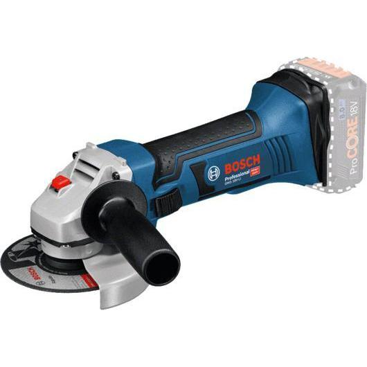 Cordless Angle GrinderGWS 18 V-LI Professional بدون شاحن او بطاريه-BOSCH Tool select-Hawi tools-هاوي عدد
