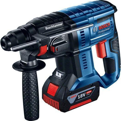 Cordless Rotary Hammer with SDS plus GBH 180-LI Professional بدون شاحن او بطاريه-BOSCH Tool select-Hawi tools-هاوي عدد