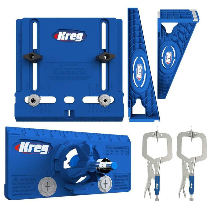 Kreg Hardware Installation Package-kreg Tool-Hawi tools-هاوي عدد