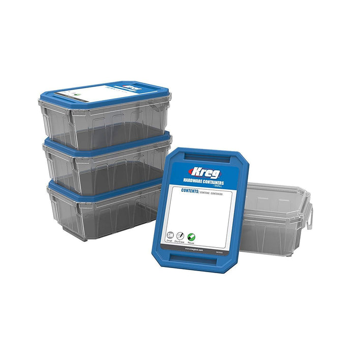 Kreg Tool Company KSS Hardware Container 4pc-kreg tool-Hawi tools-هاوي عدد