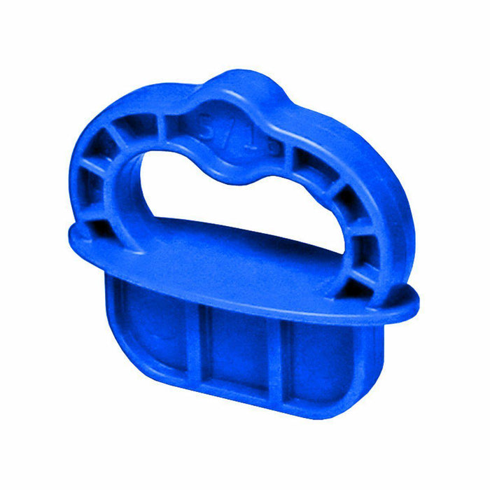 "KREG® Deck Jig™ Spacer Rings - Blue - 5/16"" - 12 Pk-kreg Tool-Hawi tools-هاوي عدد"