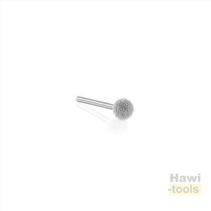 "KUTZALL 1/8"" SHAFT - ORIGINAL - SPHERE BURRS-KUTZALL-Hawi tools-هاوي عدد"