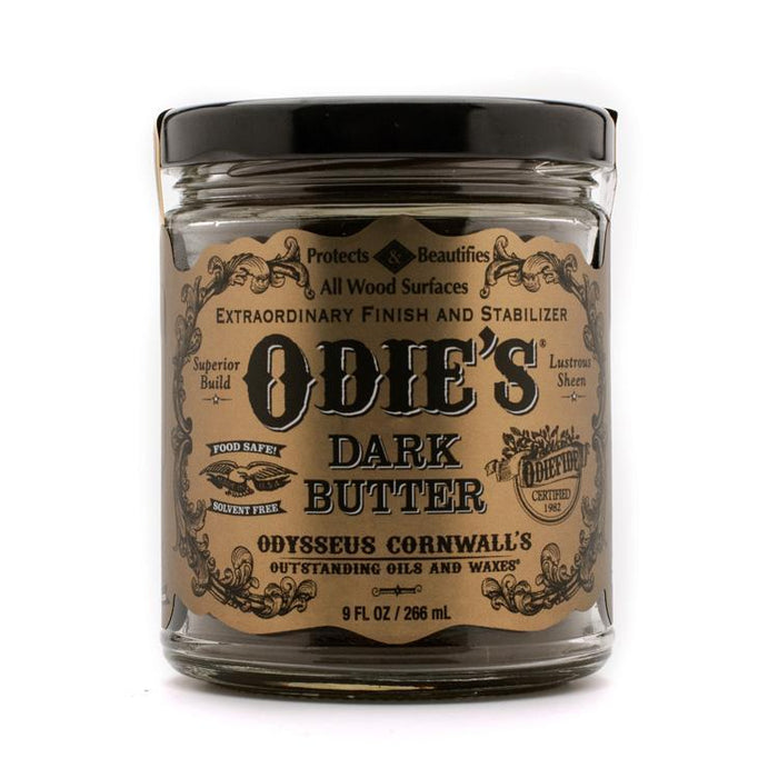 Odie's Oil Dark Wood Butter
