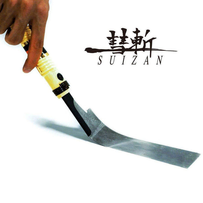 SUIZAN Japanese Hand Saw pull saw 7 inch Flush Cut saw trim saw منشار قص مستوي ياباني-SUIZAN-Hawi tools-هاوي عدد