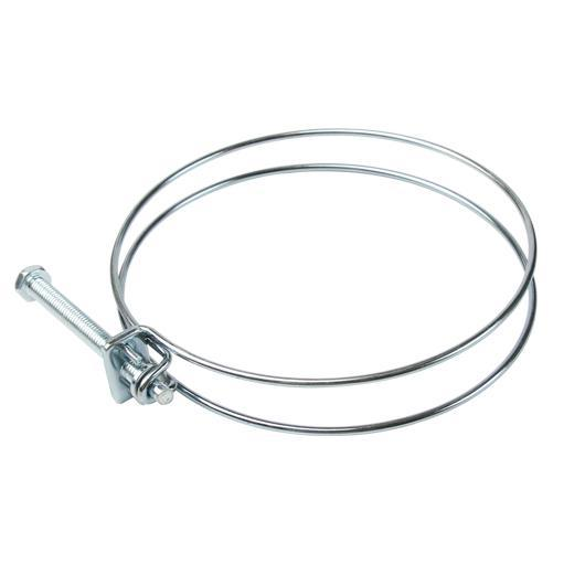 WIRE HOSE CLAMP