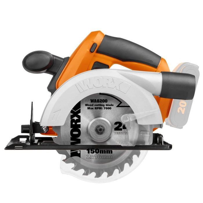 Worx cutters power tools set