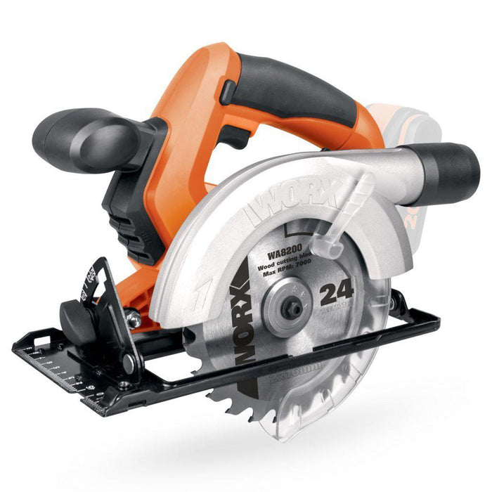 Worx 20V Powershare Circular Saw – WX529.9 – بدون بطارية