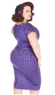 Ursula - purple gingham, , mouth-of-the-south-psf.myshopify.com, Mouth of the South PSF