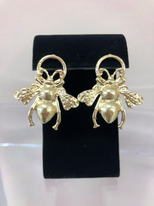 Bee Earrings, , mouth-of-the-south-psf.myshopify.com, Mouth of the South PSF