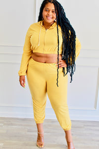 Banana split -jogger set, , mouth-of-the-south-psf.myshopify.com, Mouth of the South PSF