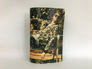 A5 Prime Cut Custom Keeper Travelers Style Refillable Reversible Notebook Cover