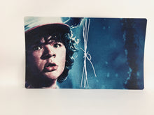 Custom Keeper Notebook cover inside featuring Dustin from Stranger Things.