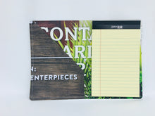 Billboard Vinyl Notepad Folio