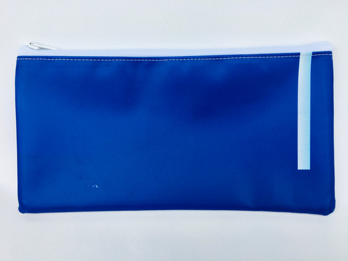 Billboard Vinyl Zipper Pouch