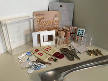 Destash: Mixed Media Muse Garden Assemblage Kit 45+ Pieces