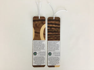 2 Billboard Vinyl Bookmarks
