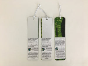3 Billboard Vinyl Bookmarks