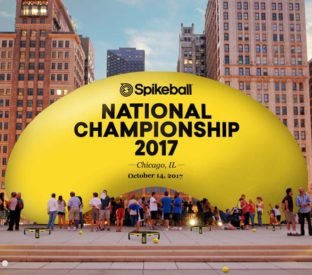Why You Should Go To 2017 Spikeball Nationals
