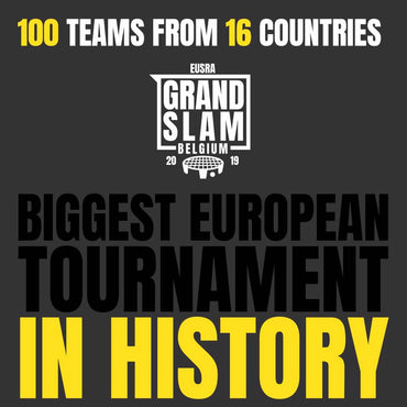Europe's FIRST EVER Tour Series - Belgian Grand Slam (Part 1 - Open Division)