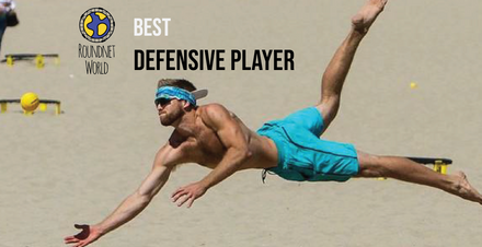 Roundnet Worlds Best Defensive Players in the World 2019