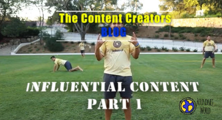 The Content Creators: Influential Content Part 1