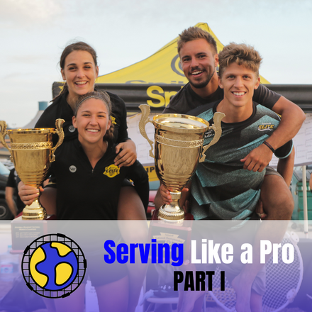Serving Like a Pro - Part 1