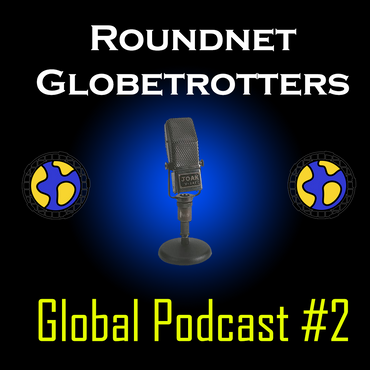 Roundnet Globetrotters - Global Podcast #2
