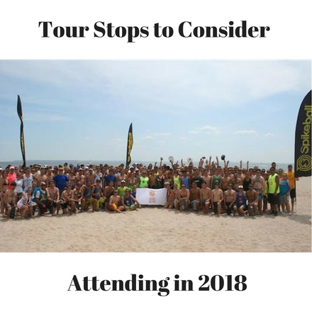 Tour Stops to Consider Attending in 2018