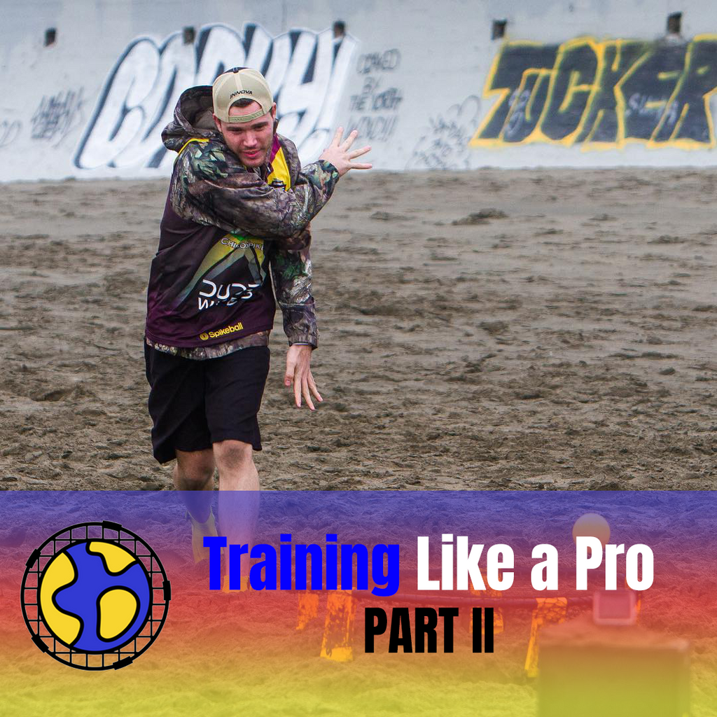 Training like a Pro - Part 2