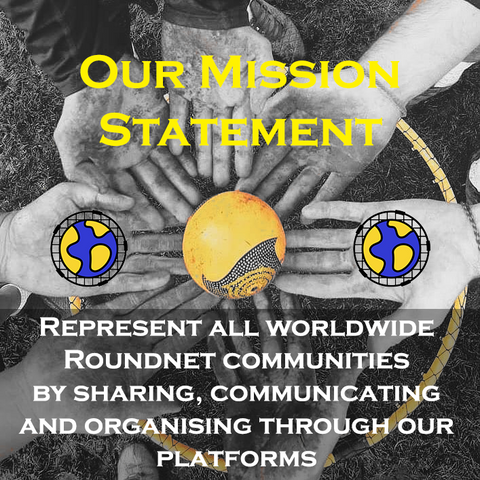 Roundnet World community global spikeball players