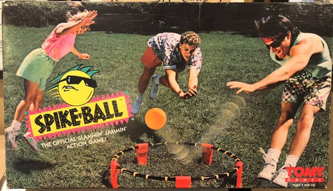 The original spikeball product first ever jeff knurek