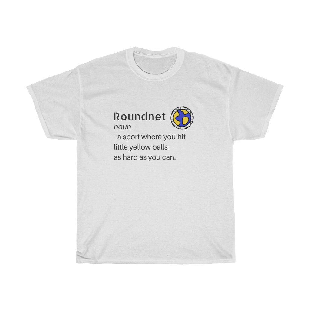 Roundnet Defintion Tee
