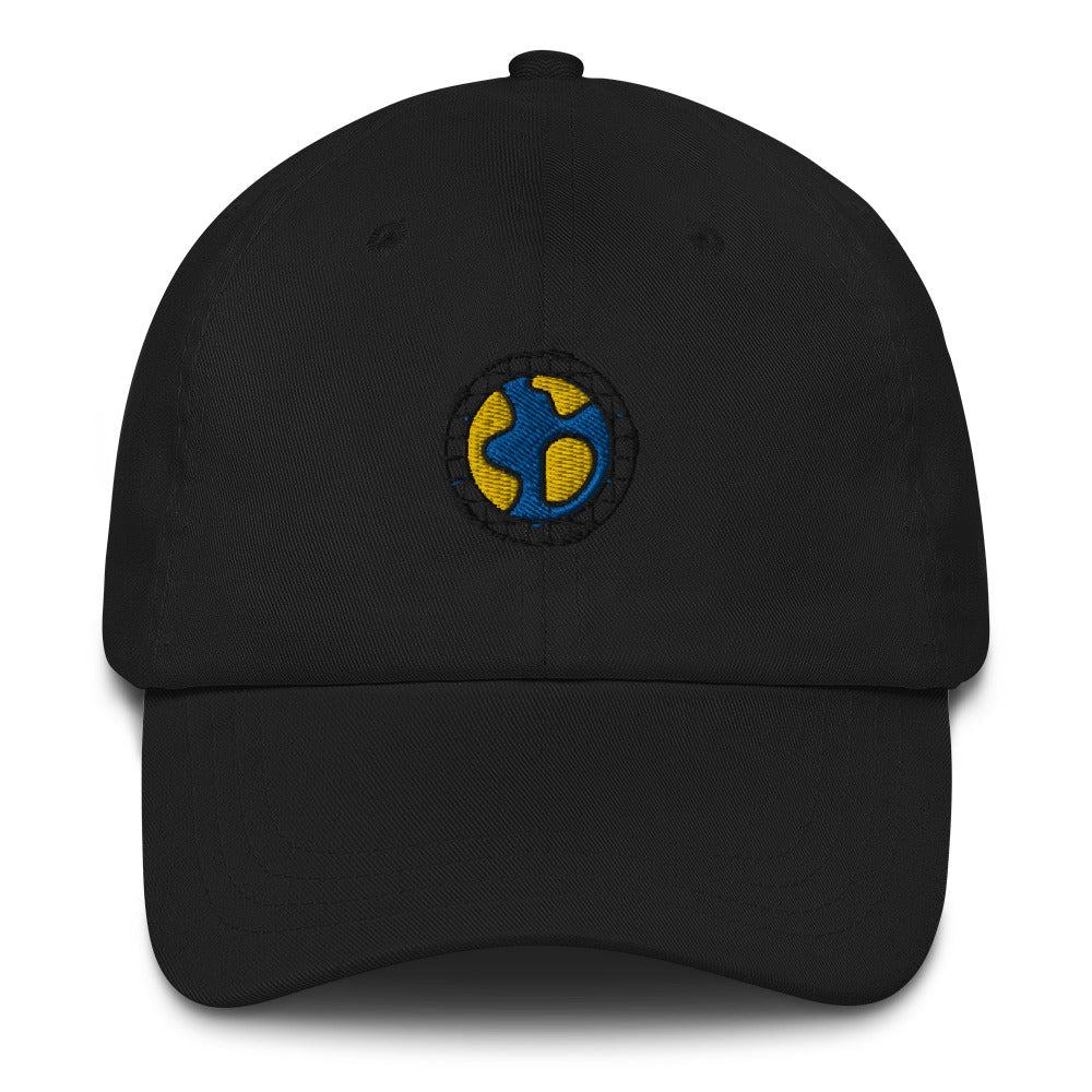 The Classic Cap - roundnet world - spikeball clothing