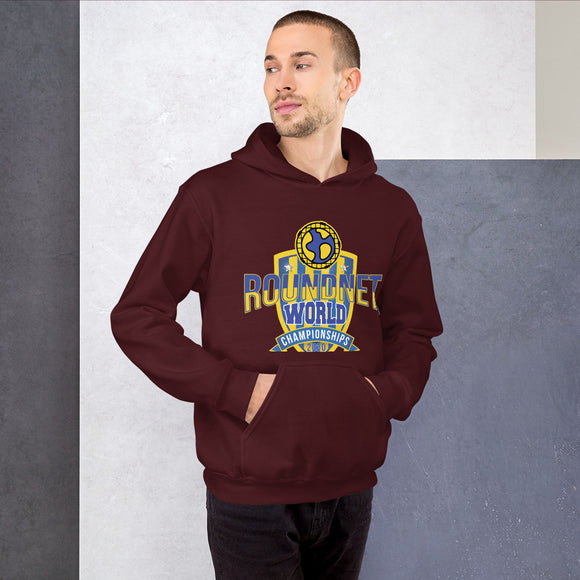 The World Champions Hoodie - roundnet world - spikeball clothing