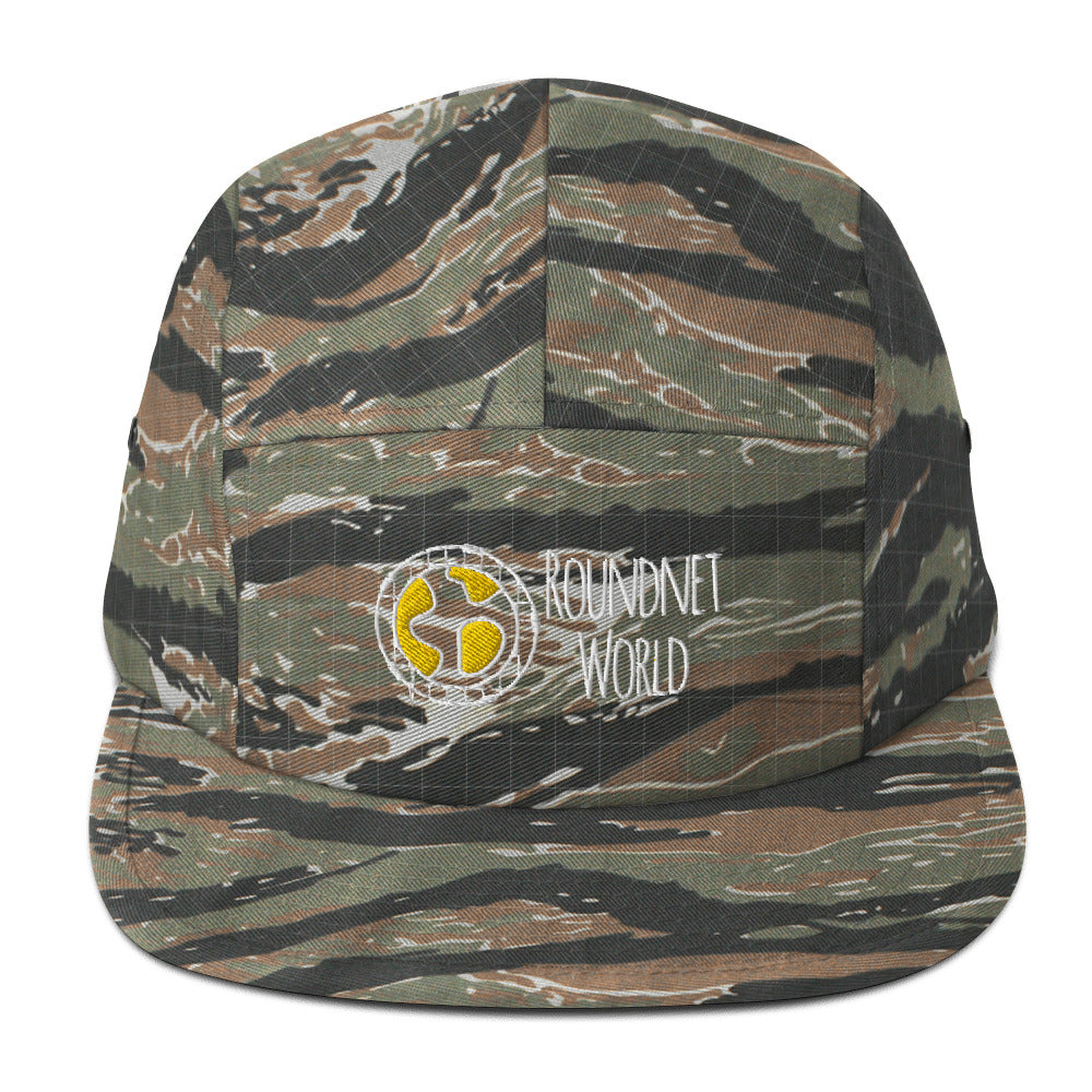 The Adventure Cap - roundnet world - spikeball clothing