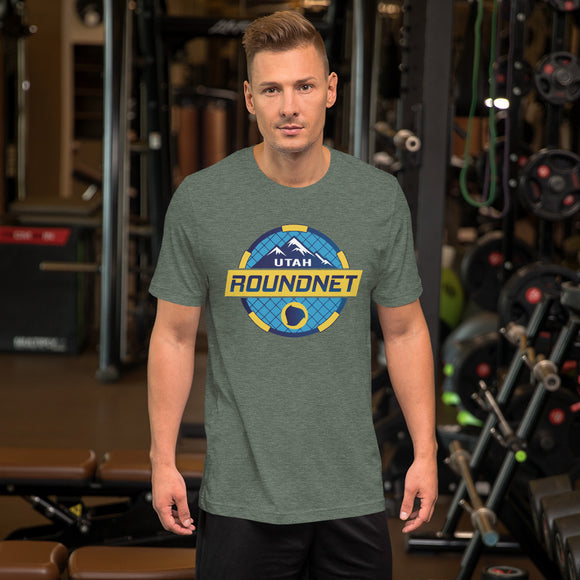 Utah Roundnet Jersey - roundnet world - spikeball clothing