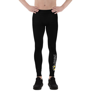 Black Out Baller Compression Pants - roundnet world - spikeball clothing