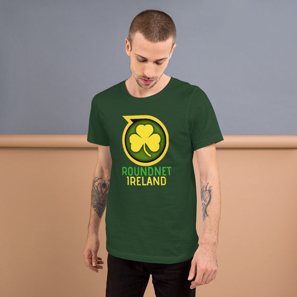 Roundnet Ireland Jersey - roundnet world - spikeball clothing