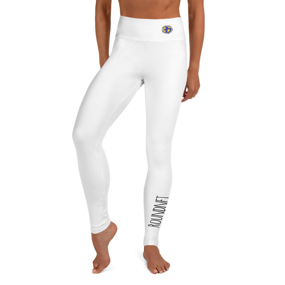 White Out Baller Leggings