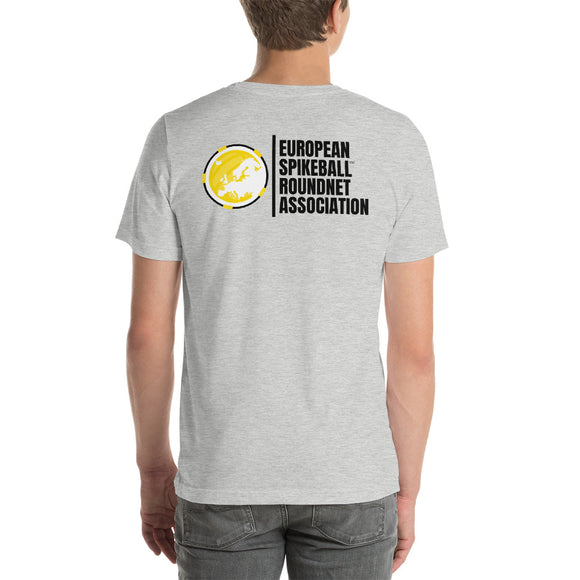 Official EUSRA Jersey - roundnet world - spikeball clothing